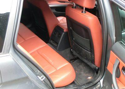 BMW hinten vorher